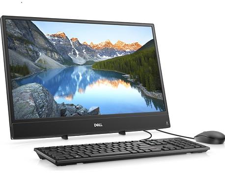 """Dell Inspiron 3277 B13GW41CSSD  i3-7130U 4 GB 256SSD MX110 21.5"""" AIO W10 Home"""