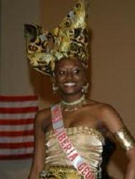 Miss Liberia 2005-Delcontee Glekiah