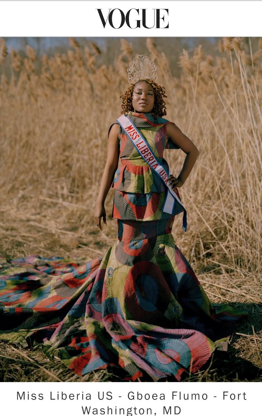 Miss Liberia US 2016-Gboea Flumo