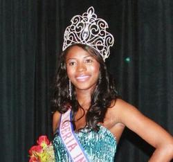 Miss Liberia 2012-Patience Noah