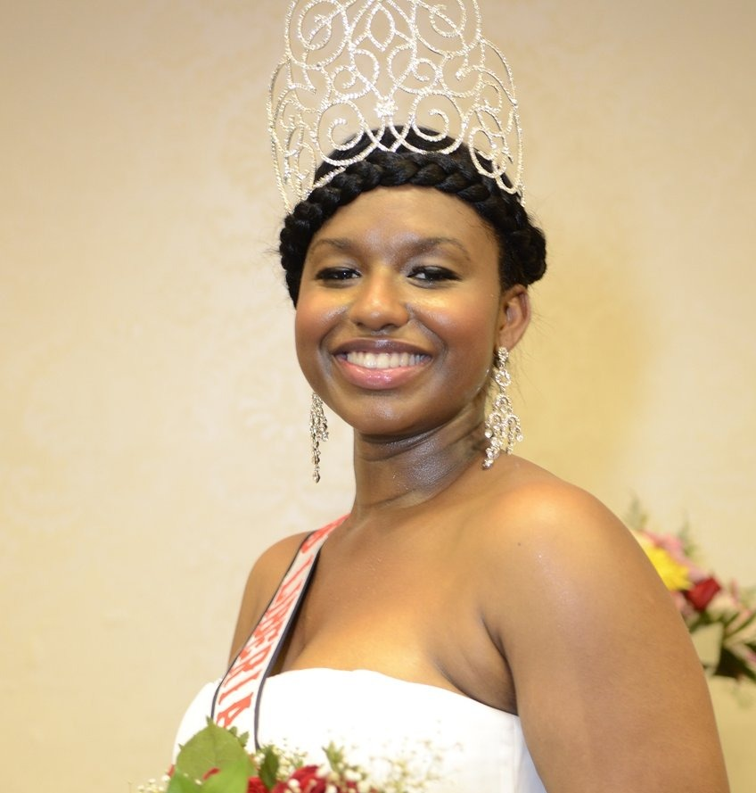 Miss Liberia US 2011-Lawdia Kennedy