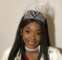Andrea Paygar Flangiah-Miss Liberia Minn