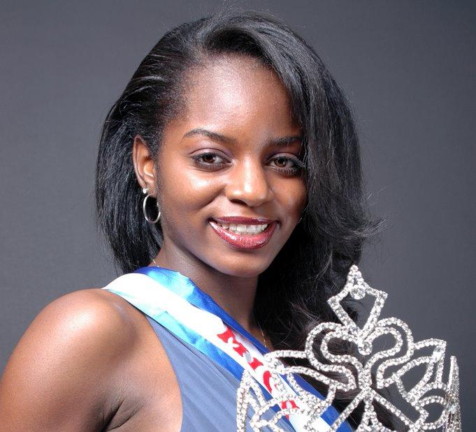 Miss Liberia 2006-Ro Pauline Kun Doe
