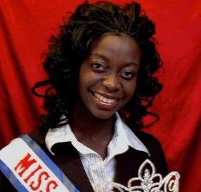 Miss Liberia US 2007 - Mamawa Fofana