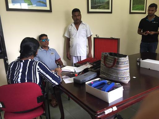 Bringing Optometric Care to Impoverished Communities in Sri Lanka