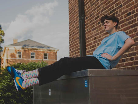 Max Reisinger: finding balance between being a teenager, a successful YouTuber, and an entrepreneur.