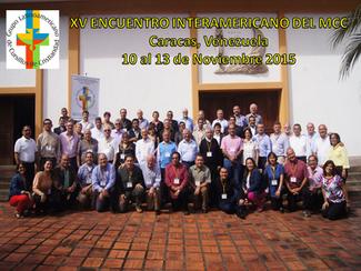 XV Encuentro Interamericano del MCC