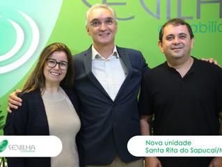 Nova unidade franqueada em Santa Rita do Sapucaí | MG.