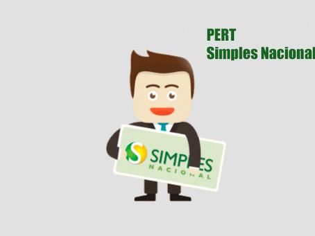 PERT - Simples Nacional