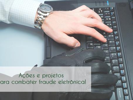 Ações e projetos para combater crimes envolvendo fraudes eletrônicas unem PF e 14 instituições finan
