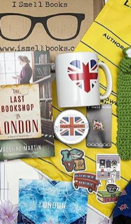 April Adult Fiction Book Box