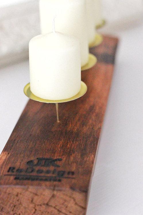 Kerzenhalter für Adventskerzen