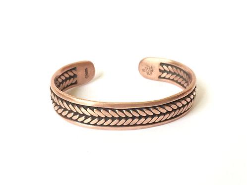 All Copper Vendetta Welder Bracelet