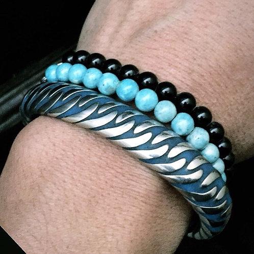 The Big Glow Crossover Bracelet