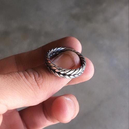 2 Strand Twist Ring