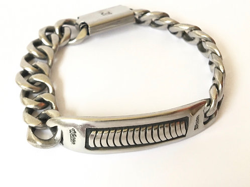 The Dimes Cuban Links Bracelet
