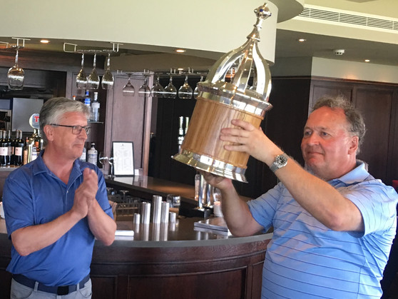 Sassenachs Win Back Spire Trophy After Castle Stuart Tie