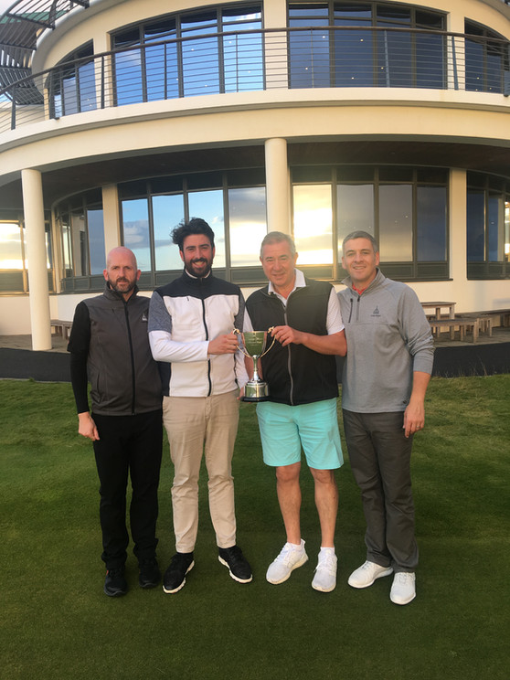 Castle Stuart Stages Second Donnie Fraser Memorial Golf Day