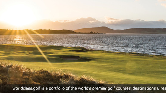 Castle Stuart Part Of Elite Worldclass.Golf Resorts