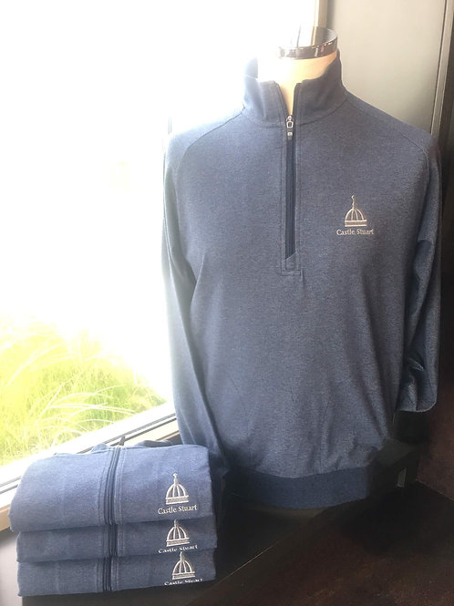 Travis Mathew Zachery half zip