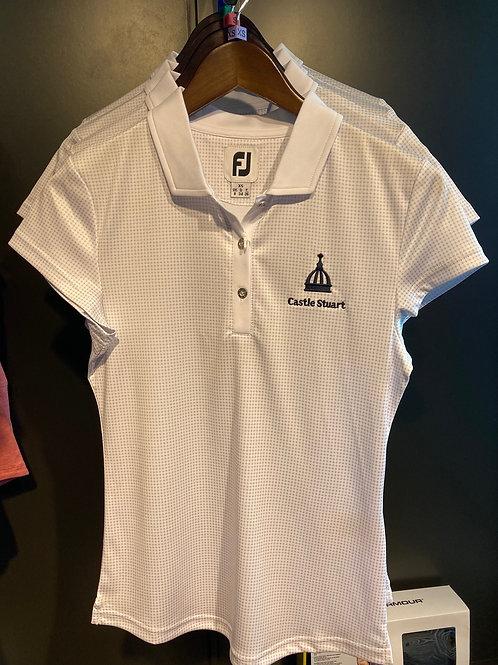 Ladies FootJoy Cap Sleeve Polo