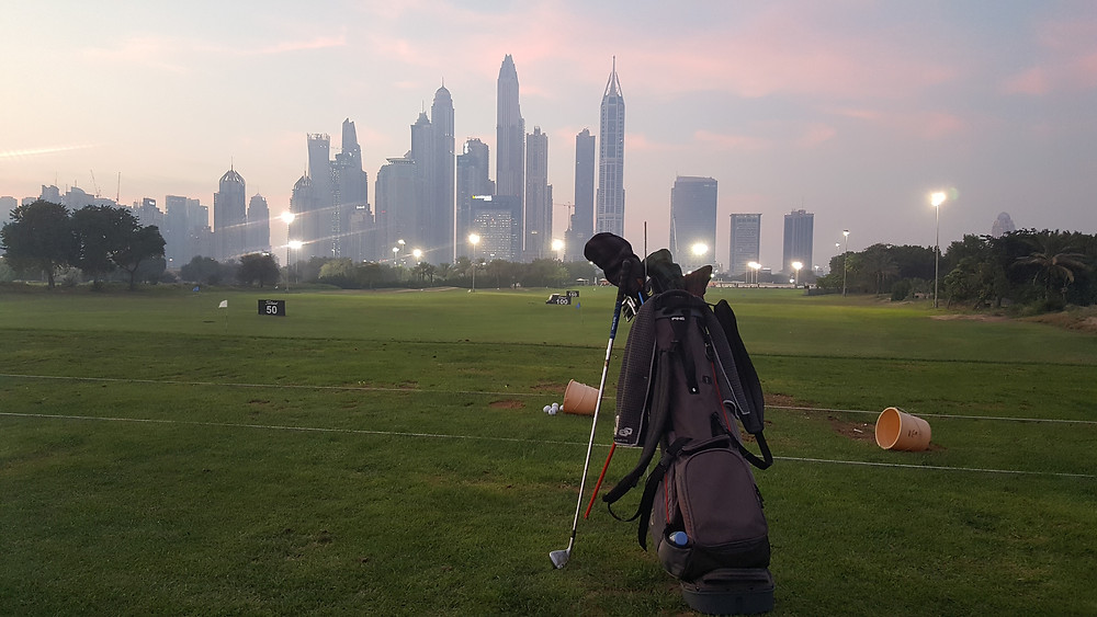 Sean Gunn Castle Stuart Dubai