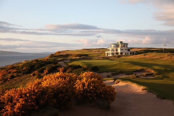 Castle Stuart Drives Into Golf World Top 10 Courses In Scotland