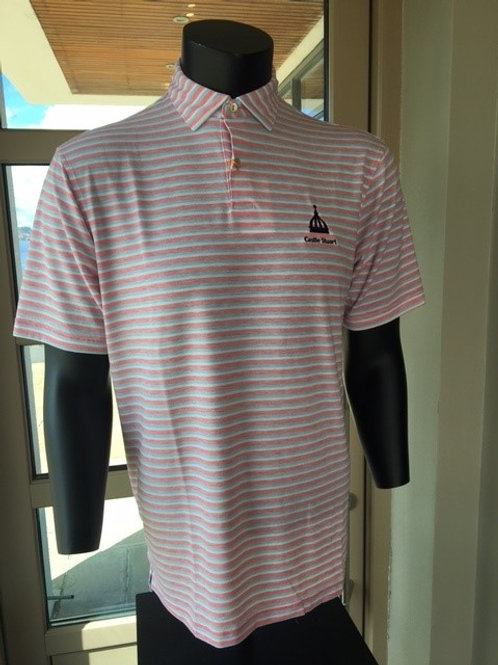 Peter Millar Gents Natural Touch Polo