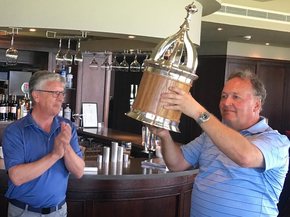 Simon Creagh Spire Trophy Castle Stuart