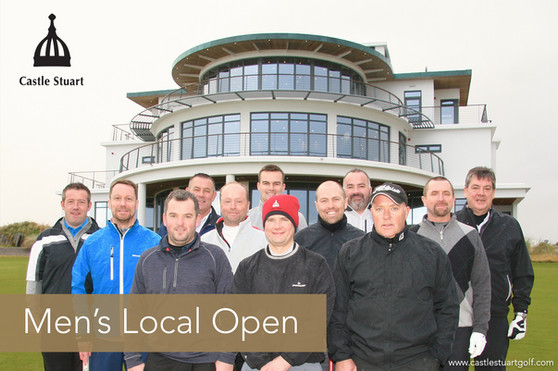 Strong Interest In 2018 Castle Stuart Local Open