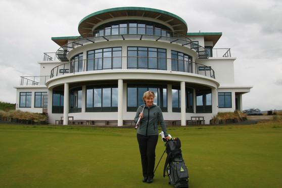 Castle Stuart Ladies Open Role For Gillian Stewart