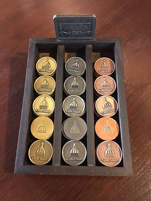 PRG Sovereign 3D Coin