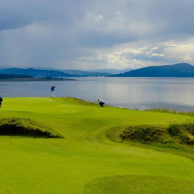 Visit Castle Stuart Golf Links