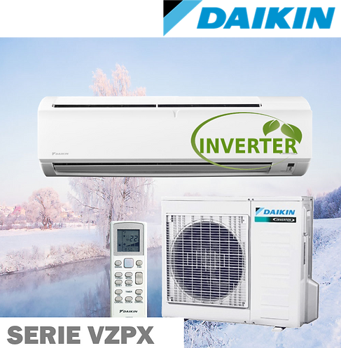 Equipo Minisplit Inverter, Frío/Calor de 1 a 2 Toneladas 20 SEER