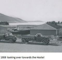 Tekapo Hostel in 1959