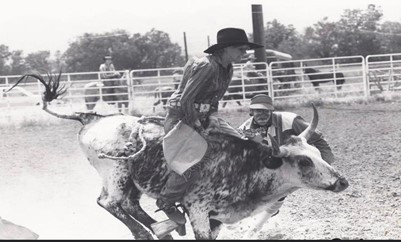 My life is a rodeo after all...