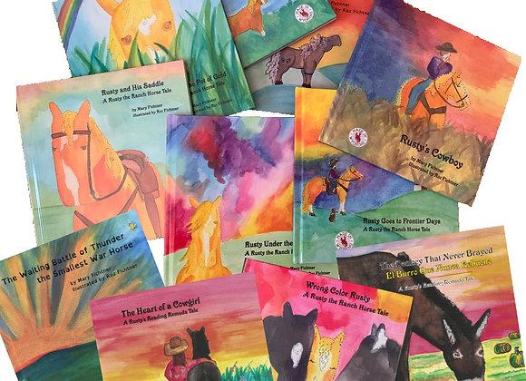 Full Set of all Eleven Books