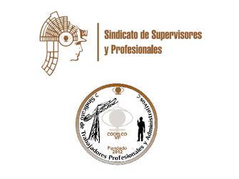 Declaración de Apoyo a Sindicato de Supervisores y Profesionales de Codelco, División Salvador