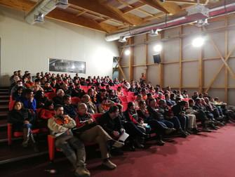 Masiva asamblea en la Zona Norte por Negociación Colectiva 2018