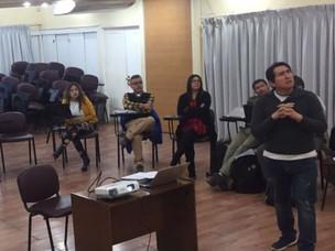 1° Jornada de Trabajo Escucha de FESUC en Calama