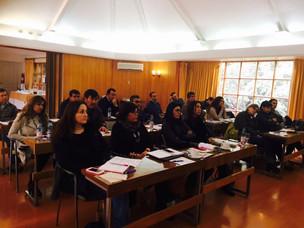 Sindicato VP asiste a 1° Taller de capacitación por nueva legislación laboral en Chile