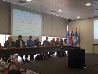 Sindicato VP participa en taller de la OIT