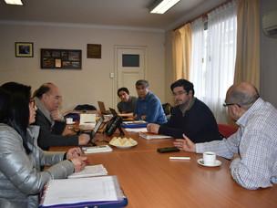 2° Jornada de Trabajo Escucha de FESUC en Santiago