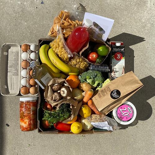 Grocery Essentials Box