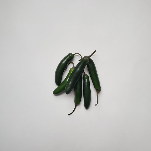 Chilies Peppers, Serrano
