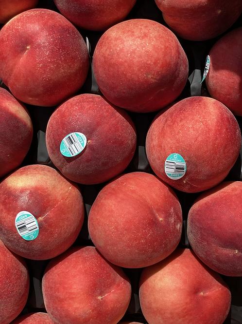 Peach, White - Ivory Queen 🍑
