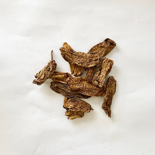 Dried Chilies, Chipotle