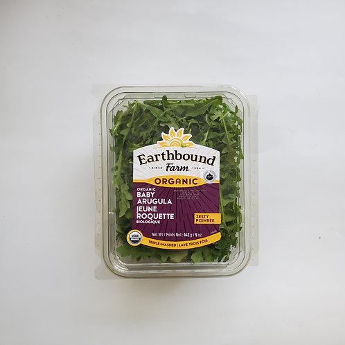Greens, Baby Organic Arugula