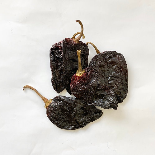 Dried Chilies, Ancho