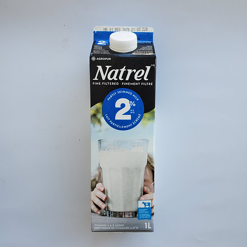 Milk, 2%